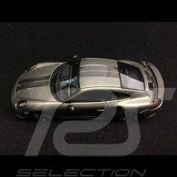 Porsche 911 Turbo S Exclusive Series 991 2017 agate grey  1/43 Spark WAP0209050H