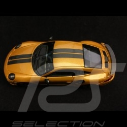 Porsche 911 Turbo S Exclusive Series 991 2017 Gelbgold 1/43 Spark WAP0209070H
