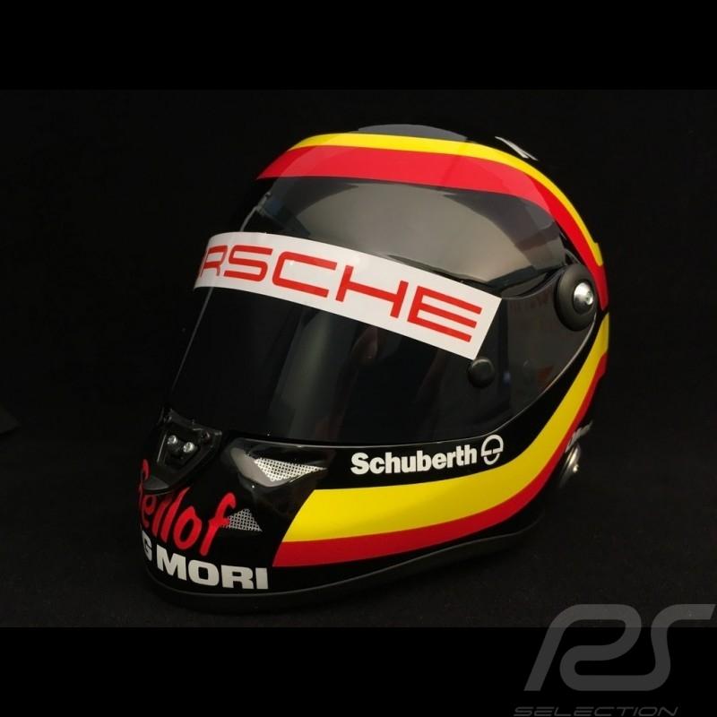 Pilot Helmet Timo Bernhard Porsche 919 Hybrid WEC 2015 1/2 Schuberth 9085000232