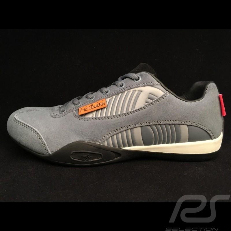 Chaussures Shoes Schuhe Steve McQueen esprit Porsche 911 Classique gris ardoise - homme