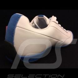 Steve McQueen Shoes - Porsche 911 Classic Spirit - Grand Prix white and blue - man