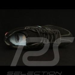 Chaussure Steve McQueen Racing esprit Porsche 911 Classique noir / bleu Gulf - homme Shoes MEN Schuhe HERREN