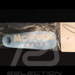 Steve McQueen Racing Shoes - Porsche 911 Classic Spirit - Black / Gulf blue - man