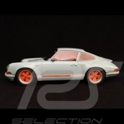 Porsche 911 type 964 Singer 2014 Gulfblau 1/18 Autocult CULT040