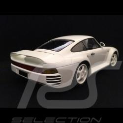 Porsche 959 1987 white 1/18 Minichamps 155066202