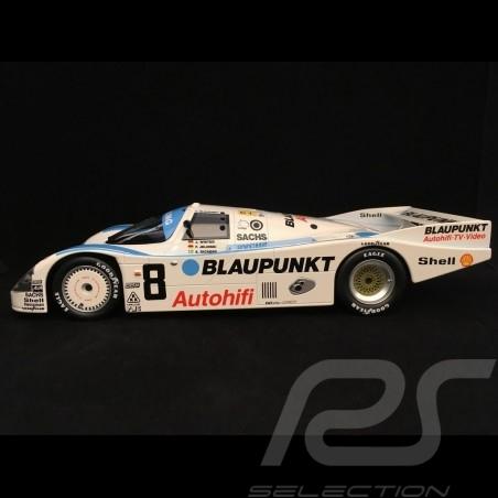 Porsche 962 C n° 8 Le Mans 1988 1/18 Norev 187410