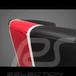 Fauteuil cabriolet Tub chair Tubstuhl Racing Inside 24H Le Mans noir / rouge / blanc chair Cabrio Stuhl