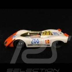 Porsche 908 Spyder n° 266 Vainqueur Winner Sieger Targa Florio 1969 1/43 Ebbro 729 winner sieger
