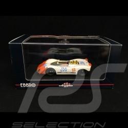 Porsche 908 Spyder n° 266 Winner Targa Florio 1969 1/43 Ebbro 729