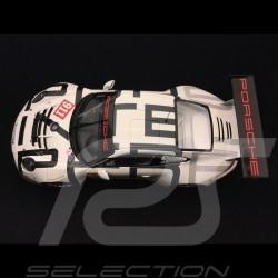 Porsche 911 GT3 R type 991 n° 911 Presentation 2015 1/18 Minichamps 155156000