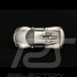 Porsche Pin 918 spyder silver colour