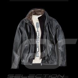Porsche Design WAP900 Veste cuir leather Jacket Lederjacke homme men herren