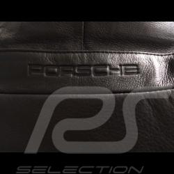 Porsche Lederjacke schwarz Porsche Design WAP900 - Herren