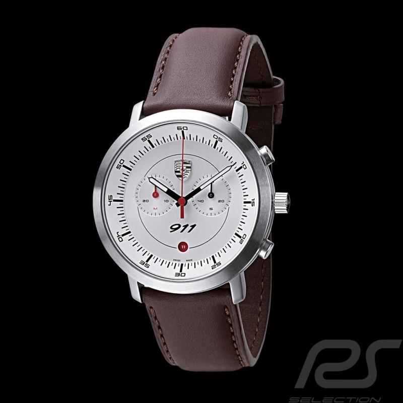 porsche watch chrono 911 targa classic white porsche design wap0700070f selection rs. Black Bedroom Furniture Sets. Home Design Ideas