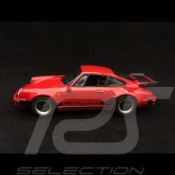 Porsche 911 Turbo 3.3 type 930 1977 rouge red rot 1/43 Minichamps 940069000
