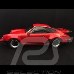 Porsche 911 Turbo 3.0 type 930 1977 rouge 1/12 Minichamps 125066100
