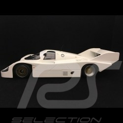 Porsche 956 K version nue plain body 1982 blanche white weiß 1/18 Minichamps 155826600