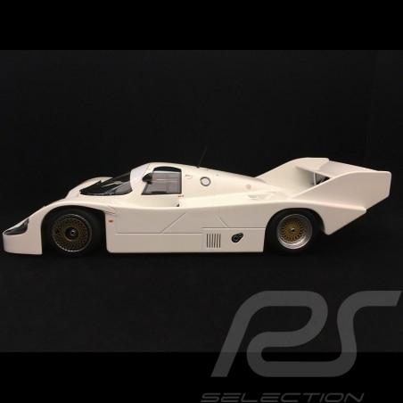 Porsche 956 K version nue plain body 1982 blanche white weiß 1/18 Minichamps 155826600