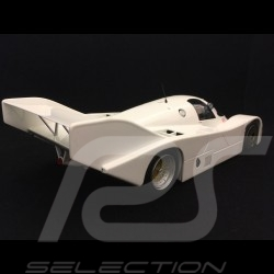 Porsche 956 K plain body version 1982 white 1/18 Minichamps 155826600
