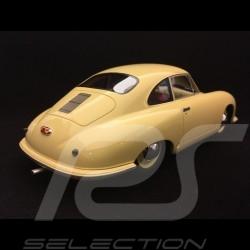 Porsche 356 2 Gmünd coupé 1948 ockergelb 1/18 Cult CML042-1