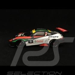 Porsche 911 GT3 type 991 n° 9 GT3 Cup 2017 Scott Hargrove 1/43 Spark  WAX02020062