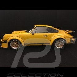 Porsche 934 1976 jaune yellow gelb 1/12 Minichamps 125766401