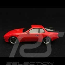 Porsche 924 Carrera GT 1981 rouge indien indian red indischrot 1/43 Schuco 450889600