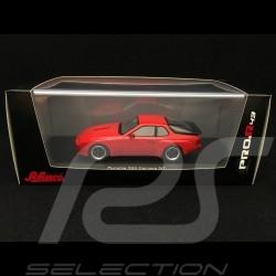 Porsche 924 Carrera GT 1981 indischrot 1/43 Schuco 450889600