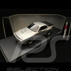Porsche 924 Carrera GT 1981 gris diamant diamond grey diamantsilber 1/43 Schuco 450889700