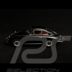 Porsche 356 C Coupé 1963 noire black schwarz 1/43 Minichamps 430062328
