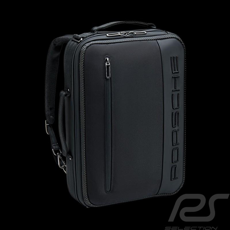 Reisegepäck Porsche Laptoptasche 2 in 1 Messenger und Rucksack Kollection 911 Porsche Design WAP0359450J