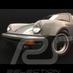 Porsche 911 Turbo 3.0 type 930 1977 silver 1/12 Minichamps 125066101