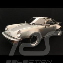 Porsche 911 Turbo 3.0 type 930 1977 silber 1/12 Minichamps 125066101
