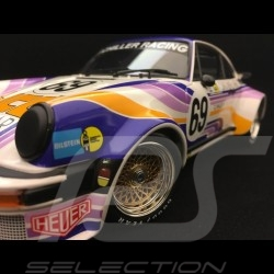 Porsche 934 24h Le Mans 1976 n° 69 Haldi 1/18 Minichamps 155766469