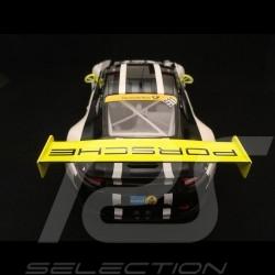 Porsche 911 GT3 R type 991 24h Nürburgring 2016 n° 911 Manthey 1/18 Minichamps 155166911