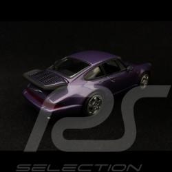 Porsche 911 Turbo type 964 / 965 1990 violet purple violett 1/43 Minichamps 940069100