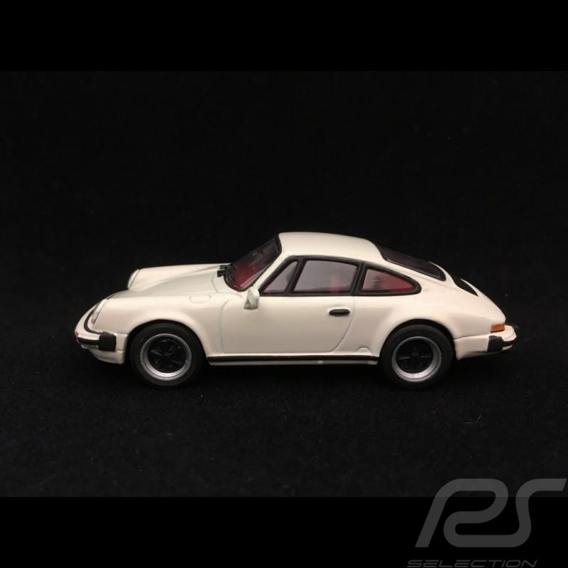 Porsche 911 3.0 SC Coupé 1978 - 1983 blanc white weiß 1/43 Minichamps 062021