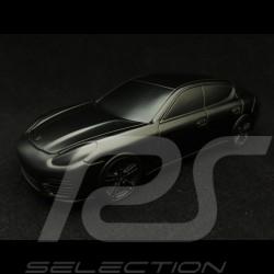 Porsche Panamera Skulptur schwarz satin 1/43 Porsche Design WMAP1401000600