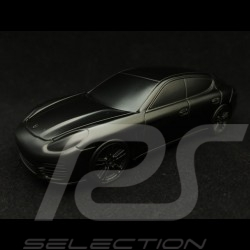 Sculpture Porsche Panamera noir satiné 1/43 Porsche Design WMAP1401000600