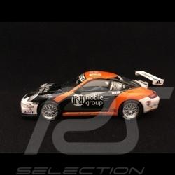 Porsche 911 GT3 Cup type 997 Carrera Cup Asia 2007 n° 19 1/43 Minichamps 400076419