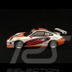 Porsche 911 GT3 Cup type 997 Carrera Cup Asia 2007 n° 98 1/43 Minichamps 400076498