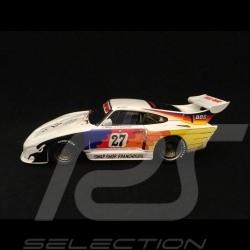 Porsche 935 K3 T-bird 1000 km Nürburgring 1981 n° 27 Wollek 1/43 Spark SG113