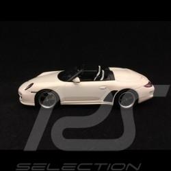 Porsche 911 Speedster type 997 2010 weiß 1/43 Minichamps 400069531