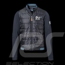 Jacke Porsche Martini Racing Collection material-mix dunkelblau WAP555J - Herren