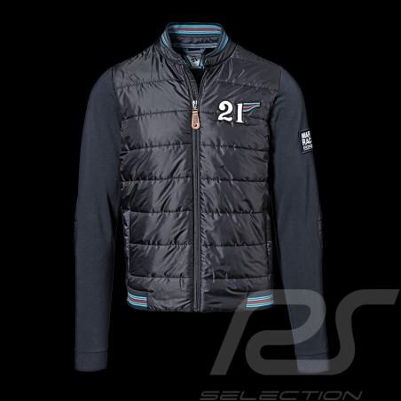Porsche Jacket Martini Racing Collection material-mix dark blue WAP555J - men
