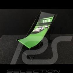 Chaise longue Porsche 911 R Porsche Design WAX05000002 verte green grün