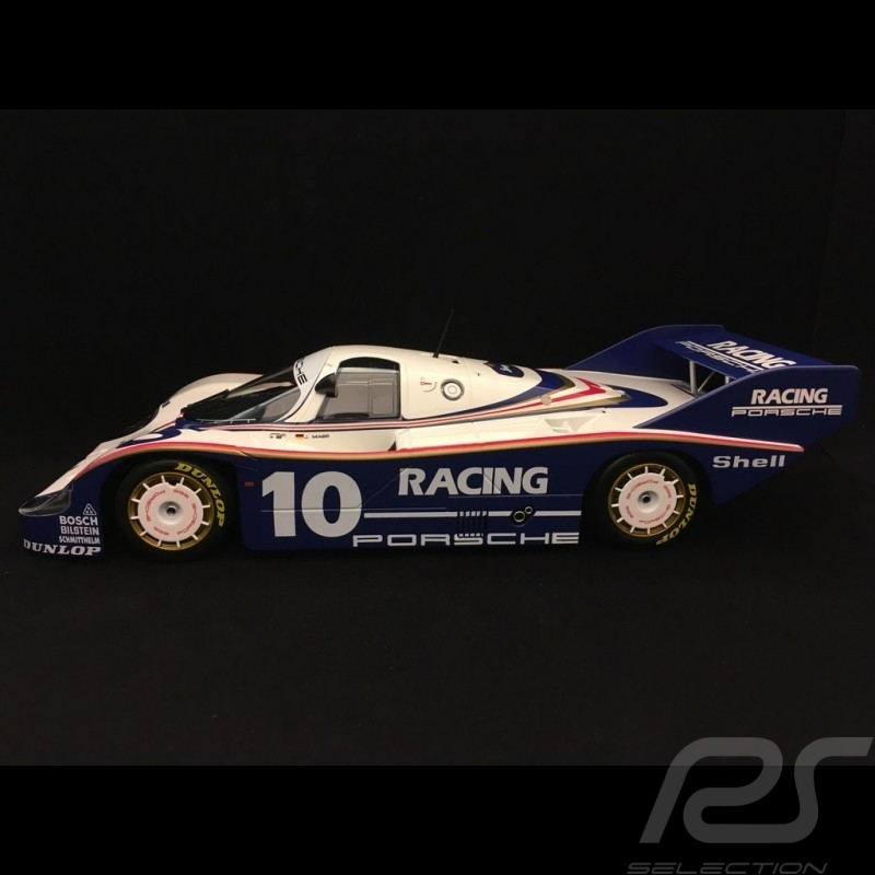 Porsche 956 K winner 200 miles Nüremberg 1982  n° 10 1/18 Minichamps 155826610