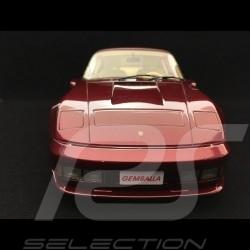 Porsche 911 Turbo Gemballa Avalanche 1986 arena rot metallic 1/18 BOS BOS306
