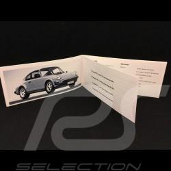 Set Porsche 911 History Serie 1/43 Minichamps WAP020SET01
