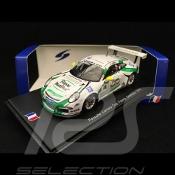 Porsche 911 GT3 Cup type 991 winner Carrera Cup France 2016 n°48 Jaminet 1/43 Spark SF114